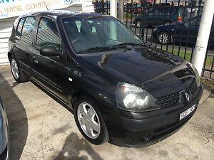 2003 Renault Clio Hatchback Maidstone Maribyrnong Area Preview