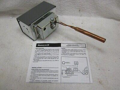 Honeywell L4080b1352  Hi-limit Aquastat