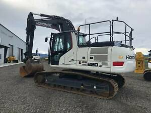 Used 2018 Hidromek HMK220LC-3 Excavator Bridgewater Brighton Area Preview