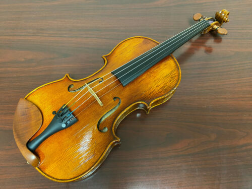 Quality Hand Made 4/4 Violin, Used and Professionally Refurbished, 3887
