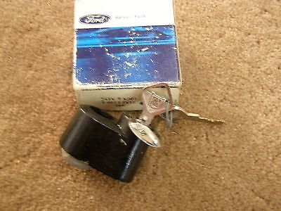 NOS OEM Ford 1961 - 1966 Galaxie + Fairlane Station Wagon Tire Lock 1964 1965