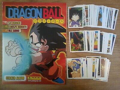 Lot Album - DRAGON BALL Les Origines + Full Set Complet Stickers...