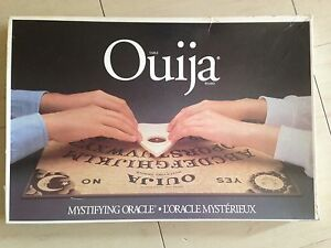 Ouija board William fuld vintage