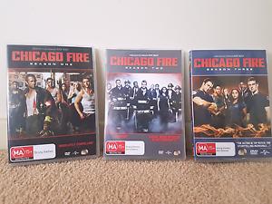 Chicago Fire Season 1-3 Set. Shellharbour Shellharbour Area Preview