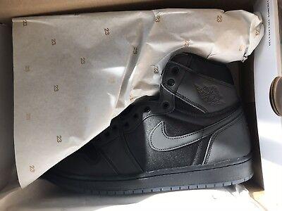 Nike Air Jordan 1  Rox Brown Size 10 M 11.5 W Sold Out!