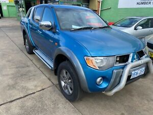2008 Mitsubishi Triton OLYMPIC ED Manual Ute Turbo Diesel - Cheap Roselands Canterbury Area Preview
