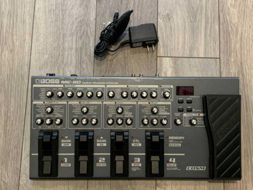 Boss ME-80 Multi-Effects Guitar Pedal