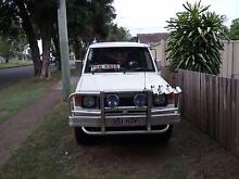 1987 Mitsubishi Pajero Lota Brisbane South East Preview