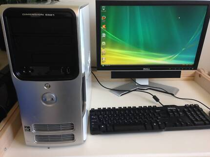 Dell Dimension E521 Desktop Computer PC