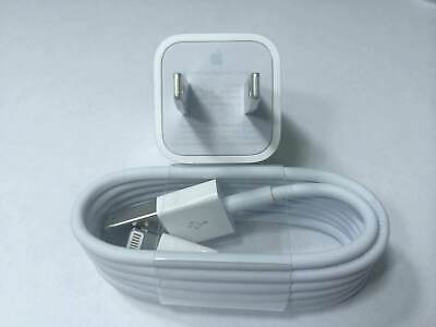 Genuine Original Apple USB Charger Cable for iPhone X,8,75,6s/Plus/5/SC