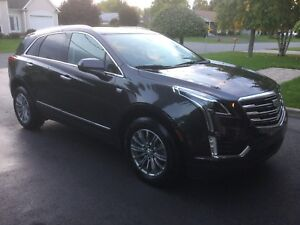 Cadillac XT5 Luxury AWD Cuir Toit Panoramique