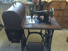 Antique Singer Treadle Sewing Machine Gymea Bay Sutherland Area Preview