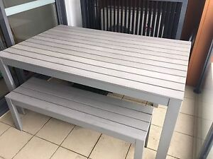 IKEA Falster table and bench seats Ryde Ryde Area Preview
