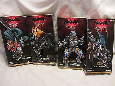 Special Edition Collector Series - 1997 BATMAN & ROBIN COLLECTOR SERIES SPECIAL EDITION  LOT OF 4 MINT CONDITION