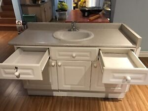 Bathroom Vanity- great condition