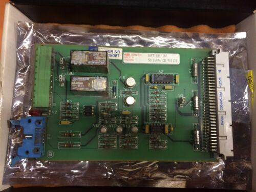 ABB 58116076 SAFT 181 INF REV C PCB CIRCUIT BOARD