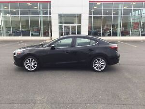 2015 Mazda Mazda3 GT ALLOYS; P/ROOF; NAVI; HEATED LEATHER; P/...