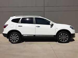 2012 White Nissan Dualis III J10 Ti + 2 Station Wagon Blacktown Blacktown Area Preview