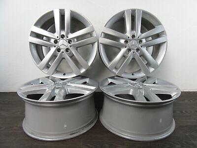 Original Mercedes GLE W166 GLS GL X166 8.5J 19 Zoll ET 62 Alufelgen A1664011302