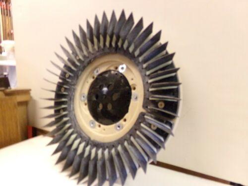 """Diamabrush 13"""" Polishing Abrasive Pad 100 Grit #9113011220-5 (B-72)UB"""