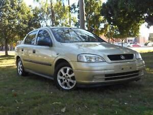 2004 Holden Astra CLASSIC Manual Sedan Lismore Lismore Area Preview