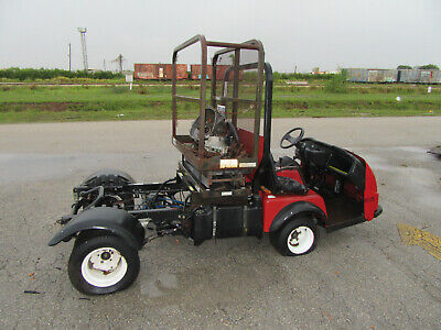 Toro 4200 Workman Lift 4x4 Parts Unit No Engine 07364