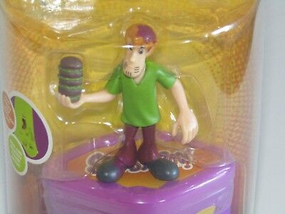 Scooby Doo Crew Goo Pod with 2 figures SHAGGY and a mystery figure sealed /P