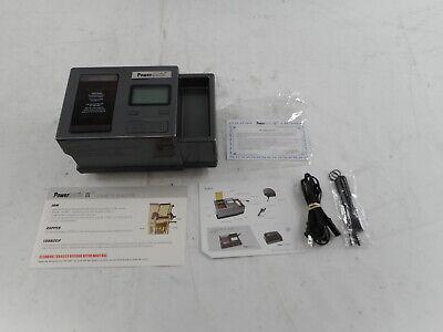 Powermatic PM-3 - Electric Cigarette Injector Machine