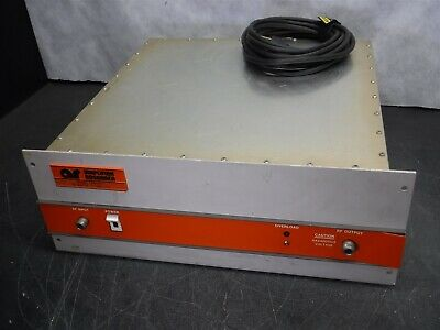 Used Amplifier Research 10w1000a 10watts 1-1000 Mhz Rf Amplifier 2f