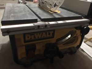 DeWalt/Porter and cable Power tools