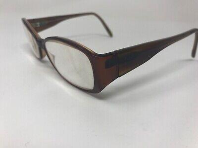Elle Tracy Petite Eyeglasses Womens Caldera 53-15-130 Light Clear Brown UP81](Light Up Eyeglasses)