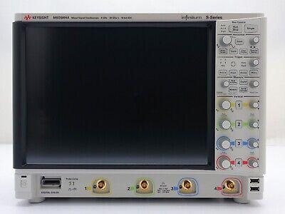 Keysight Used Msos804a Mixed Signal Oscilloscope - Infiniium S Series 8 Ghz 4 Ch