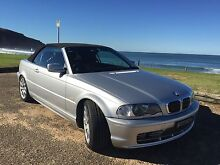 2000 BMW 3 Convertible Palm Beach Pittwater Area Preview