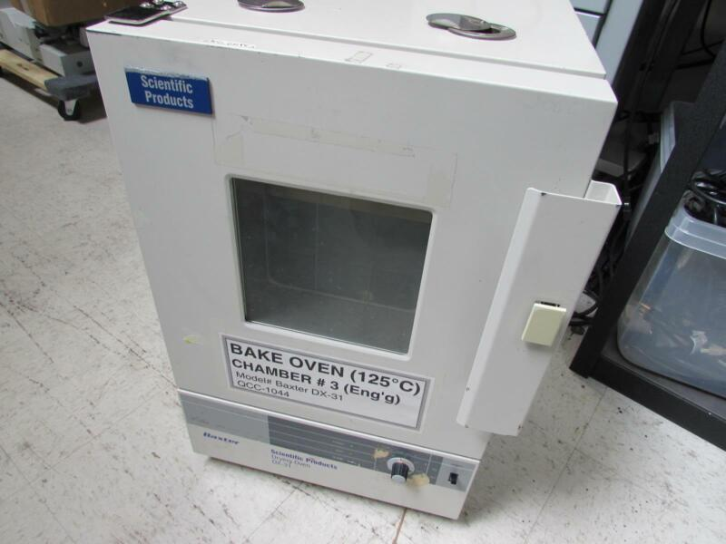 Baxter Scientific Products DX-31 Laboratory Drying Oven, DX31