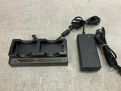 Trimble 61116-00 Battery Charger W Ac Adapter And Cable For R8 R7 R6 5800 5700