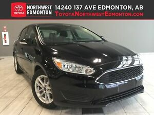 2017 Ford Focus SE | Bluetooth | Heated Steering | A/C | Cargo