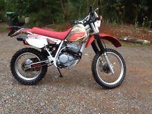 Honda xr250r motorbike dirt bike road trail Rochedale Brisbane South East Preview