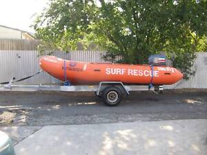 13FT INFLATABLE BOAT