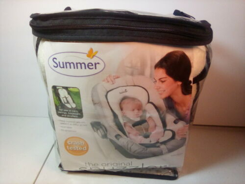 """Summer """"The Orginal Snuzzler"""" Baby/Infant Head & Body Support For Seats/Carriers"""