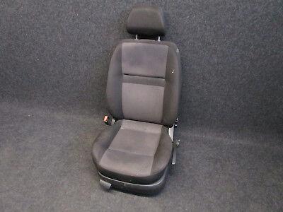 STOFF Fahrersitz VW Golf 4 Bora Sitz Ausstattung schwarz grau , gebraucht gebraucht kaufen  Deutschland