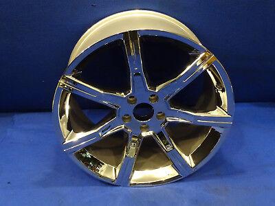"""Saleen Ford Mustang Speedstar Chrome 20"""" x 10"""" Wheel 5x114.3 +50mm"""