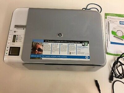 HP PHOTOSMART C4280 All In One Printer,Scanner,Copier.