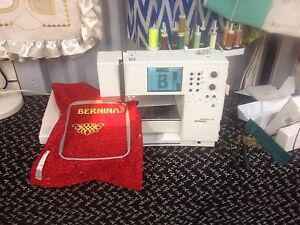 Bernina 170 sewing and embroidery machine Malaga Swan Area Preview