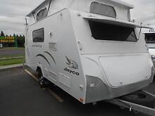 2011 Jayco Expanda Campbellfield Hume Area Preview