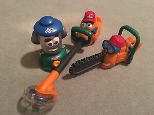 Playskool Toys Bulk - Lantern, chainsaw, whipper snipper Hunters Hill Hunters Hill Area Preview