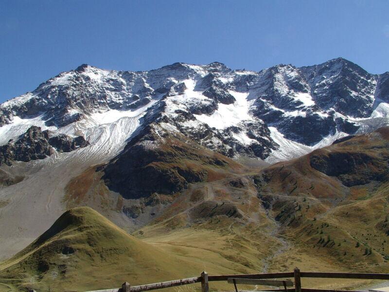 Col du Lautaret - Route des Grandes Alpes
