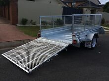 NEED TO MOVE SOMEWHERE?  TRAILERS FOR RENT.. Bundall Gold Coast City Preview
