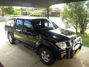 2010 Nissan Navara Ute Pottsville Tweed Heads Area Preview