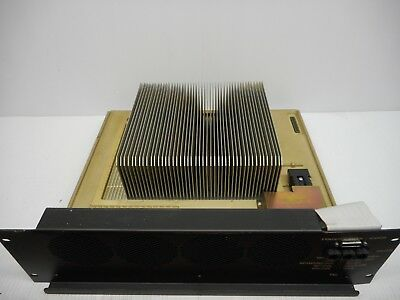 Motorola Cln1677a Radio 150w Amplifier 800 Mhz W Large Heat Sink 4 Fans