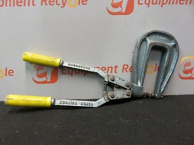 Roper Whitney Sheet Metal Hand Hole Punch Shear Hand Bench Tool